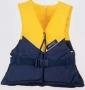 Dinghy jacket 50N Yellow / Navy - L