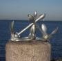 Folding Grapnel Anchor -  6kg